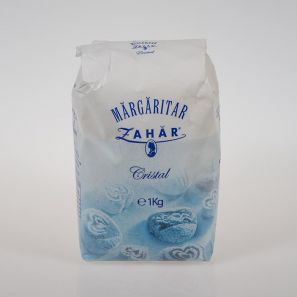MARGARITAR WHITE SUGAR 1KG