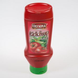 OLYMPIA KETCHUP DULCE 500G