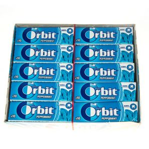 ORBIT  PASTILE PEPPERMINT