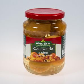 ALEXSTAR APRICOTS IN LIGHT SYRUP 720ML