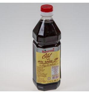 RAURENI OTET DIN VIN ROSU 9* 500ML/RED VINEGAR 9*