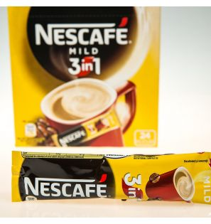 NESCAFE 3IN1 MILD 8/240 BX NESCAFE 3IN1 MILD 8