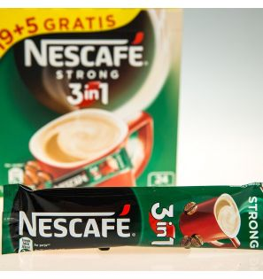 NESCAFE 3IN1 STRONG 8/240BX NESCAFE 3IN1 STRONG 8