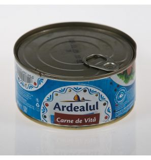 ARDEALUL CANNED BEEF MEAT 300G