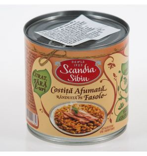 SCANDIA FASOLE COSTITA 400G