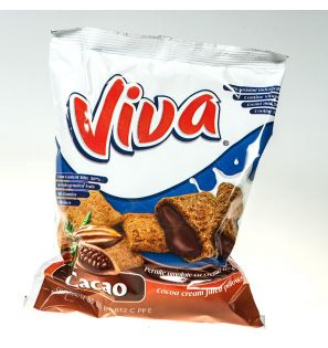 VIVA COCOA FILLED PILLOWS 200G