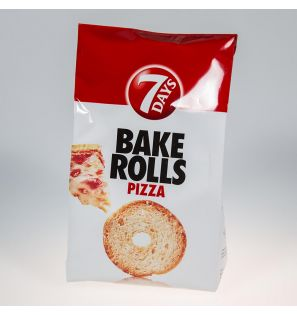 BAKE ROLLS PIZZA 70G/12