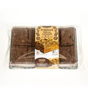ACCASA CHOCOLATE CAKE 300G