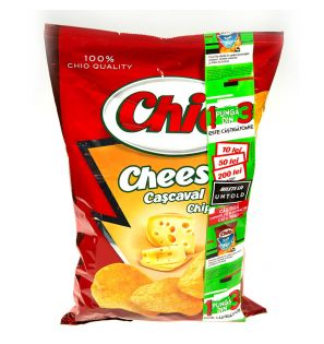 CHIO CHIPS CASCAVAL 140G/16