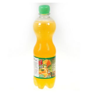 FRUTTI FRESH 0.5L PORTOCALE/12 ORANGE