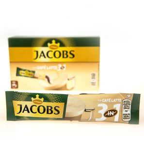 JACOBS 3IN1 LATTE/10