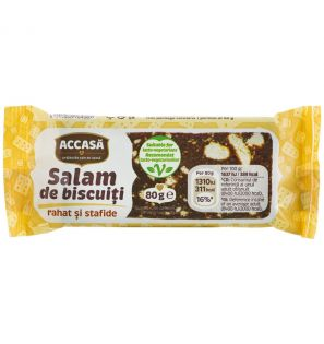 ACCASA BISCUITS CAKE 80G