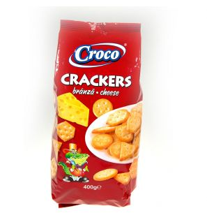 CROCO CRACKERS BRANZA 400/15