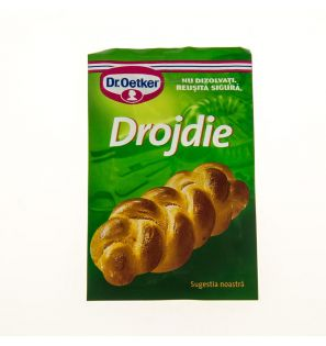 DR.O DROJDIE INSTANT 7G/50 DR.O INSTANT YEAST 7G