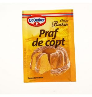 DR.O PRAF DE COPT 10G/40 BAKING POWDER 10G